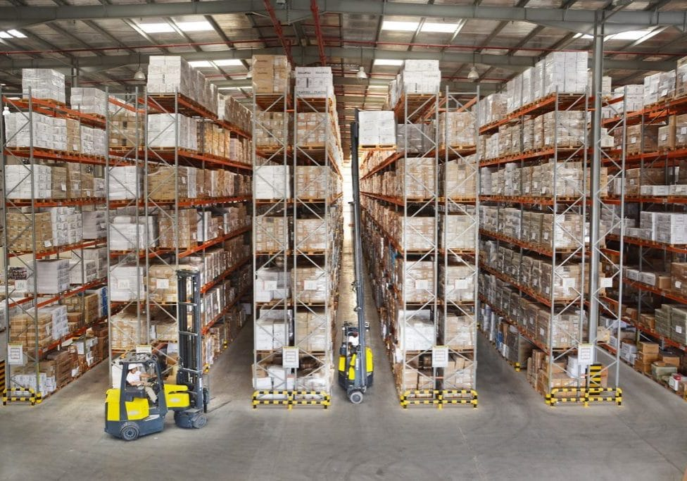 Narrow Aisle Forklift
