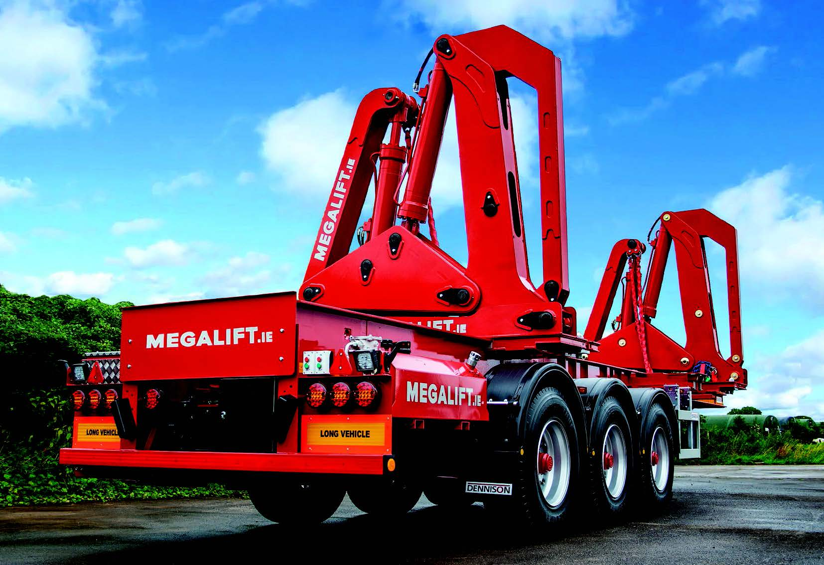 megalift container handler